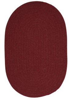 Colonial Mills Bristol WL52 Holly Berry Traditional Area Rug