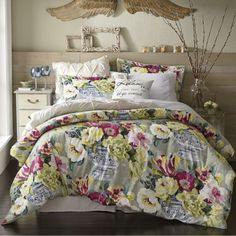 Upton Manor Comforter and Sham from Through the Country Door® | NI710055