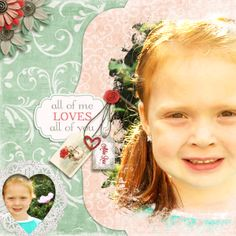 All Year Round - February by Digital Scrapbook Ingredients