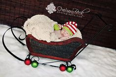 Ideas for Baby's First Christmas photos