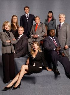 """Boston Legal, loved this show..WAS HOOKED FROM THE 1ST EPISODE...""""MUST BE CASUAL MONDAY!!!""""   LMAO!!!"""