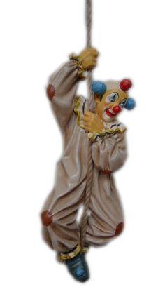 """CW029 Clown """"Hanging Large"""""""