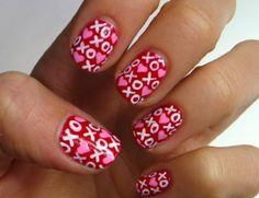 31 Lovely Valentine's Day Nail Art Ideas