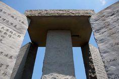 Georgia Guide Stones-an illumninsti symbol