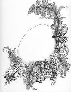 Zentangles - Lesley Scott-Gillilan - Álbumes web de Picasa