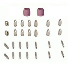 SG-55/AG-60 Consumables 30kitSG-55 Consumables Kit. Includes 14 tips, 14 electrodes and 2 shield cup  Sale Price: CAD 226.43