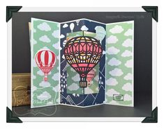 KOCreations Stampin' Up! Blog: Sensing Smiles Across the Miles - #CTC011