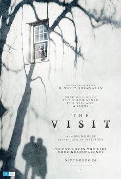 La visita - The Visit (2015) | Terror cómico... Unos chicos viajan a una zona rural para pasar allí unos días y conocer a sus abuelos, que resultan...