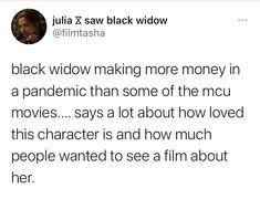 Black Widow Movie, Black Widow Marvel, Marvel Women, Marvel Avengers, Marvel Funny, Marvel Movies, Loki, Superhero Memes, Phase 4