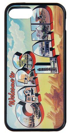New Cars Land iPhone 5 case debuts at Disney California Adventure Park #Disneyland