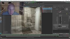 Journey to VR: Animating with audio using Maya's motion graphics toolkit on Vimeo