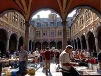 Antiekmarkt Lille 2012