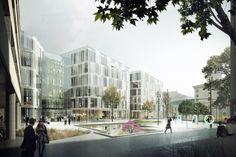 EnTek   Architect Magazine   Arkitema Architects, Arkitektgruppen Cubus, Nygårdshøyden, Bergen, Norway, Education, Laboratory, New Construction