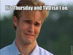 This will be me until October 3rd...can anyone tell I'm totally addicted to the vampire diaries lol