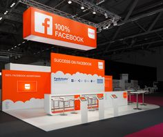 Zenit Messebau | Dmexco Messestand Facelift