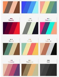 Colour Pallette, Colour Schemes, Color Combos, Color Combinations Outfits, Color Trends, Color Palette Challenge, Graphisches Design, Design Color, Logo Design
