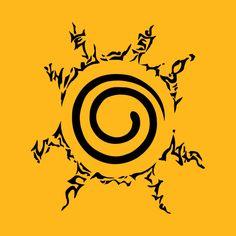 Naruto Seal - Uchiha Clan - T-Shirt | TeePublic
