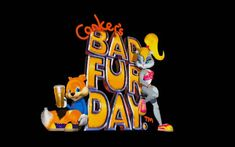 Conker's Bad Fur Day - Retro Gaming Classics Check out our retrospective on this 'rare' gem which was released on the Nintendo 64 in the unique, hilarious and vulgar - Conker's Bad Fur Day Pablo Escobar, Childhood Games, Childhood Memories, Video Game Music, Video Games, Day List, Conkers, Latest Games, Creative Video