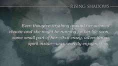 """""""Rising Shadows"""" by Ashley Townsend"""