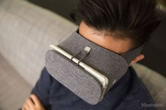 Google's first shot at a VR headset is a normcore miss