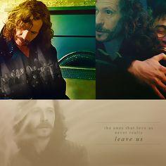 Sirius Black-One of my favorite HP characters.
