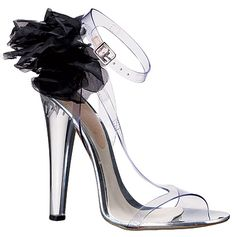 Toss the fluff and thinner heel and we have a winner... (pinning for reference of toe strap & glass heel)