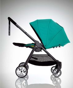 Armadillo Flip - Teal Tide - Armadillo Flip Pushchair - Mamas & Papas  #armadilloflip I need the teal armadillo flip to match my newborn cocoon it bought at the weekend with my klank and space man pram toy