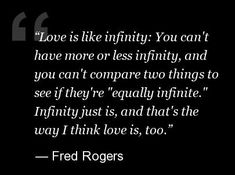 Inspiration From Mr. Rogers