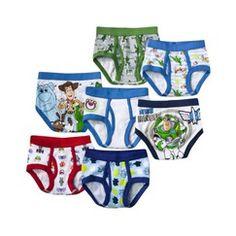 Disney-Pixar Cars 2 Lightning McQueen Boys' Underwear Set - Tee ...
