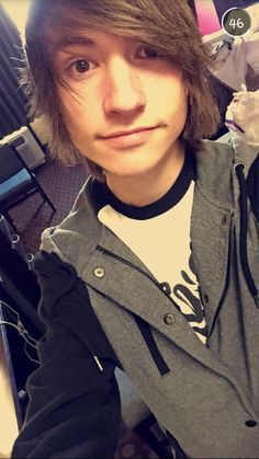 oh look it's another one of my husbands, Kyle David hall Cute Emo Boys, Emo Guys, Cute Guys, Kyle David Hall, Our World Away, Shannon Taylor, Justin Blake, Bryan Stars, Tyler Oakley