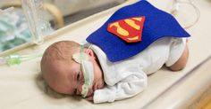 Hospital Staff Dress Premature Babies As Superheroes To Help Them Fight For Lives | Bored Panda
