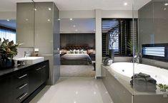 Stunning Luxury Bathroom Design Ideas 19 - Home Decor Ideas 2020 Chalet Design, House Design, Contemporary Interior Design, Contemporary Bathrooms, Zen Bathroom, Modern Bathroom, Toilette Design, Couple Room, Modern Sink