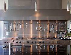 Résultats de recherche d'images pour «commercial kitchen range hood pot hanger»