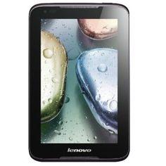 Lenovo Ideatab A1000 Tablet (WiFi, Voice Calling), Black @ 6,475 at Amazon