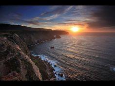 Oregon Beach sunset  5/2015