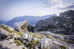 Amazing Alpine Shelters and Mountain Huts Photos | Architectural Digest