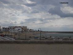 Paisaje de Cadiz
