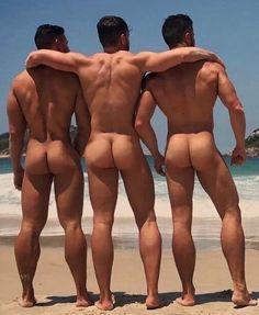 Perfekter hintern nackt