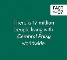 #cpawareness #cerebralpalsy #cerebralpalsyawareness #ilovesomeonewithcerebralpalsy #cerebralpalsyawarenessmonth #cp Cerebral Palsy Awareness, Facts