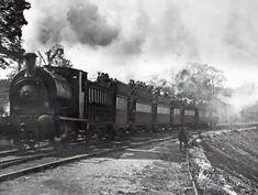 The Swansea & Mumbles Railway Swansea Bay, Rail Car, Double Deck, Great Western, Cymru, Horse Drawn, Steam Locomotive, Public Service, Hyde Park