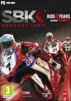 SBK Generations PC Game Free Download Full Version, PC Requirements