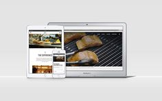 Bonefish Grill's new Website Bonefish Grill, Grilling, Website, Projects, Log Projects, Blue Prints, Crickets