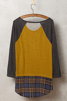 Backstory Tee - anthropologie.com
