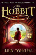 """The Hobbit, by J. Tolkien """" Bilbo Baggins is a hobbit who enjoys a comfortable, unambitious life, rarely travelling further than the pantry of his hobbit-hole in Bag End. But his contentment is. The Hobbit Jrr Tolkien, Tolkien Books, Hobbit Bilbo, Hobbit Art, Hobbit Hole, Gandalf, Science Fiction Book Club, Fiction Books, Book Club Questions"""