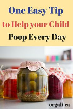 215 Best Orgali Constipation In Kids Images On Pinterest Home