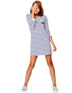 Boden Tunic - and it's a type of Breton that I don't have already...