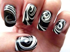 Easy Nail Art Designs For Beginners Ideas nail designs beginners nail art designs Easy Nail Art Designs For Beginners. Here is Easy Nail Art Designs For Beginners Ideas for you. Easy Nail Art Designs For Beginners easy toenail art d. Black And White Nail Designs, Black Nail Art, Black Nails, White Nails, Black White, Black Art, Pretty Black, White Style, 17 Black