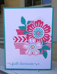 Stampin' Up! Birthday by Stamp Your Dream with Julie R