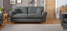 Harry 3 Seater Sofa Standard Back - ScS