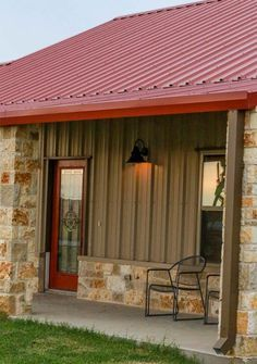 You Will Be Blown Away by This Perfect Metal Building Home! (HQ Pictures) | Metal Building Homes